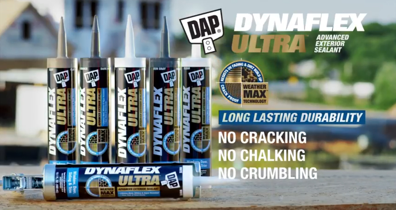 DYNAFLEX ULTRA Advanced Exterieor Sealant Video Thumbnail