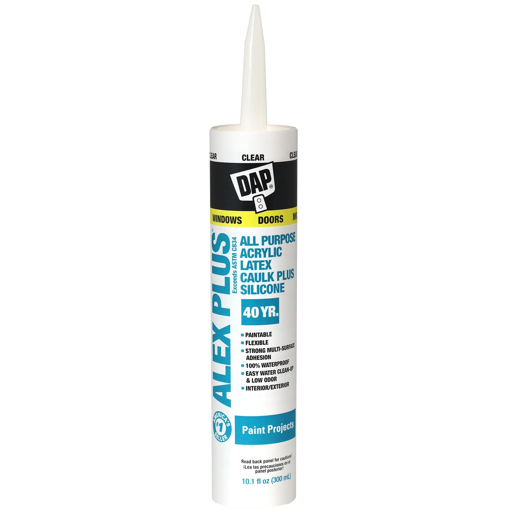 Alex Plus Sup Sup All Purpose Acrylic Latex Caulk Plus Silicone