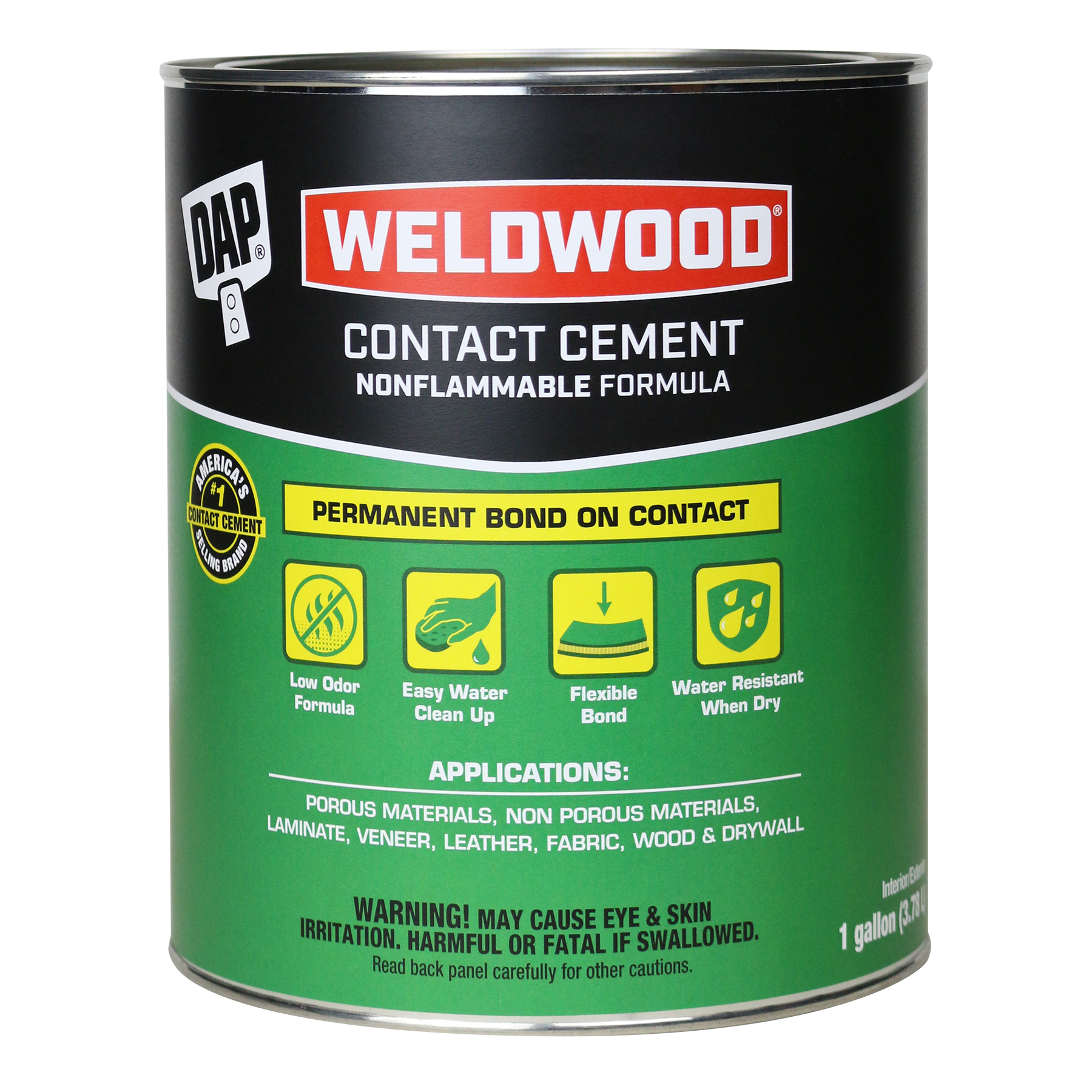Weldwood Nonflammable Contact Cement, Contact Cement Laminate Flooring