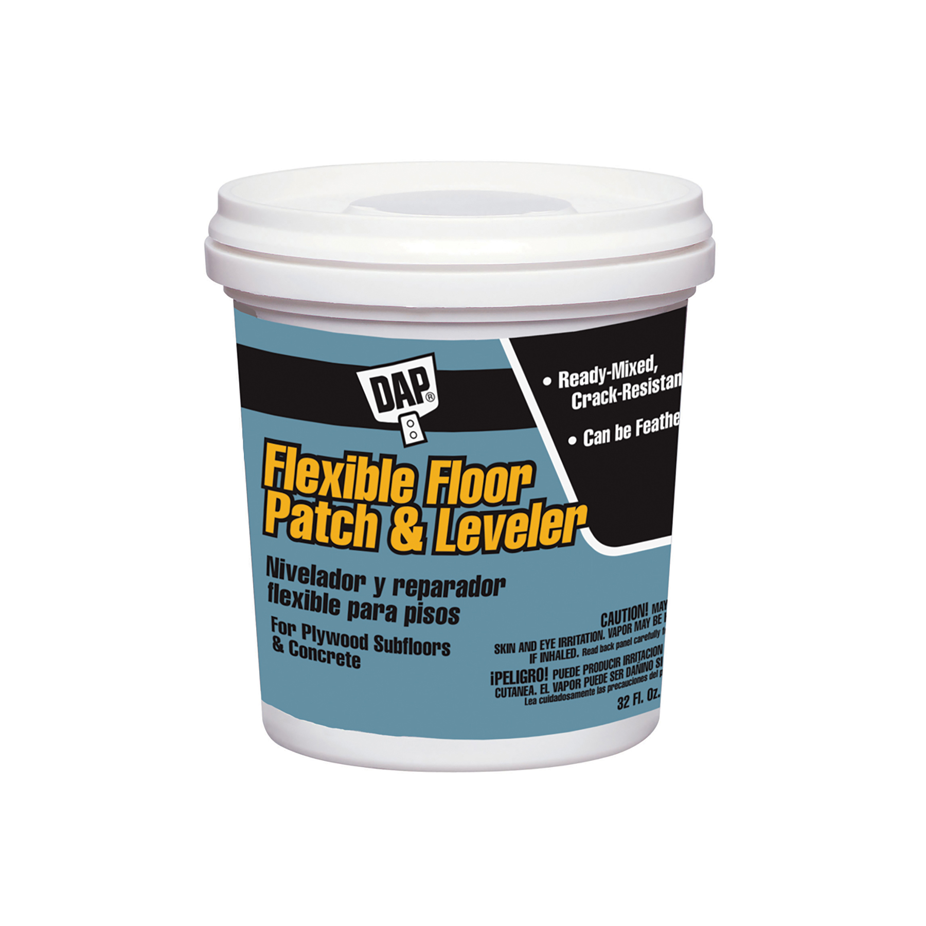 flexible floor patch and leveler dap products