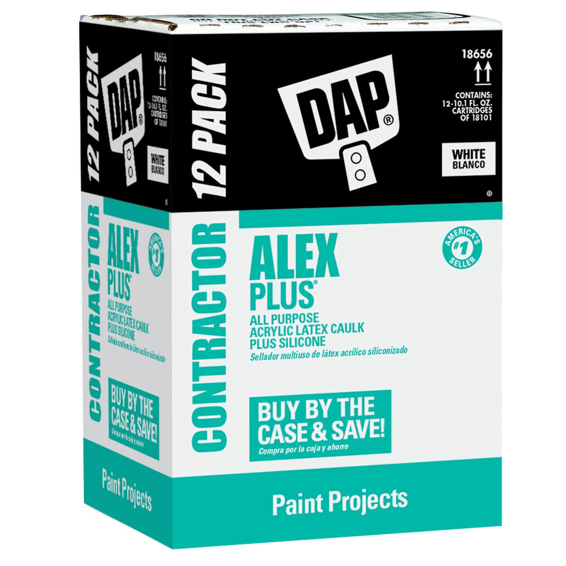 Alex Plus Caulks Sealants Latex